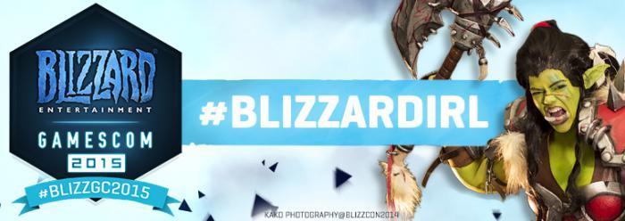 #BlizzGC2015: столкновение миров — Blizzard в реальной жизни #BlizzardIRL