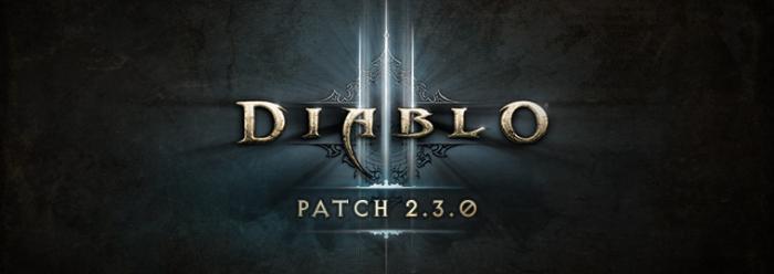 Патч 2.3.0 к Diablo 3 - локация, артефакты и уровень сложности!