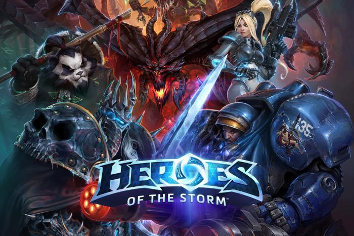 Релиз Heroes of the Storm уже 2 июня!